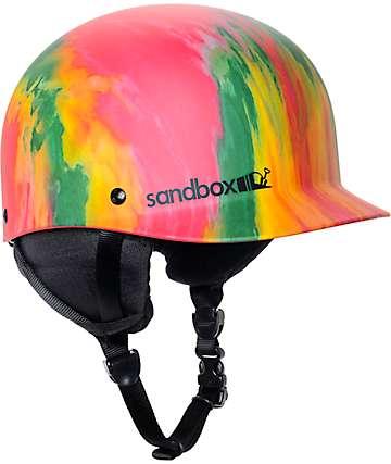 Sandbox Classic 2.0 Rasta Snowboard Helmet