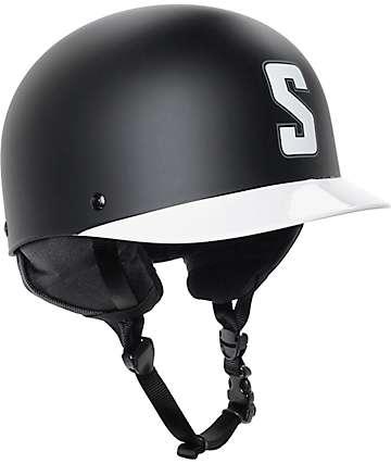 Sandbox Team Classic 2.0 Black Snowboard Helmet