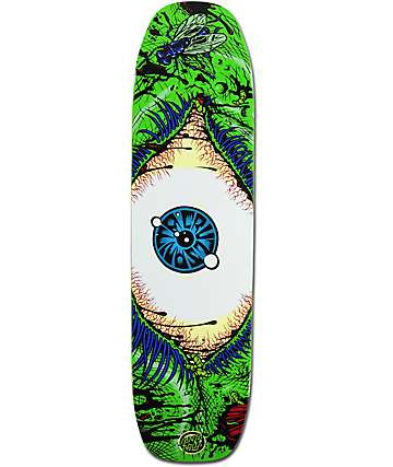 "Santa Cruz Bloodshot 8.375"" Skateboard Deck"