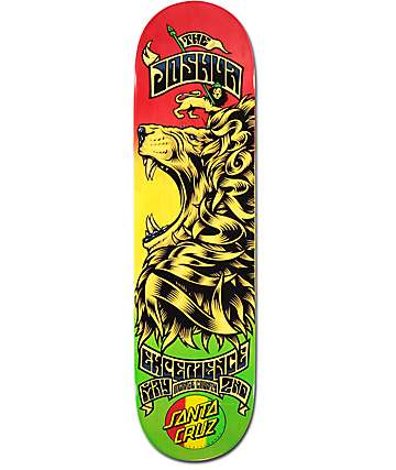 "Santa Cruz Borden Concert Pro 8.25"" Skateboard Deck"