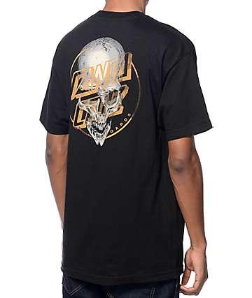 Santa Cruz Death Pool Black T-Shirt