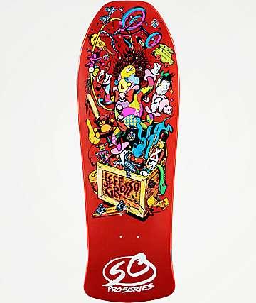 "Santa Cruz Grosso Toy Box Re-Issue 10"" Skateboard Deck"