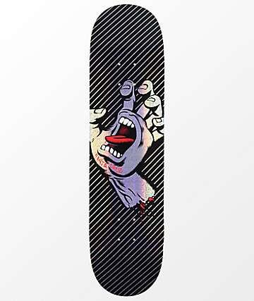 """Santa Cruz Minimal Hand Prismatic 8.0"""" tabla de skate"""