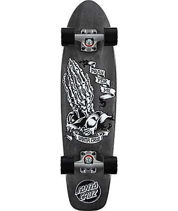 "Santa Cruz PFM Shelton Jammer 29.1"" Cruiser Complete Skateboard"