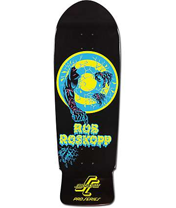 "Santa Cruz Rob Roskopp Target 10"" Skateboard Deck"