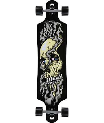"Santa Cruz Shred Til Dead 40"" Drop Thru Longboard"