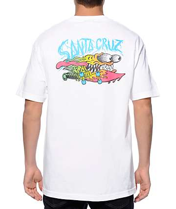 Santa Cruz Slasher Fade T-Shirt