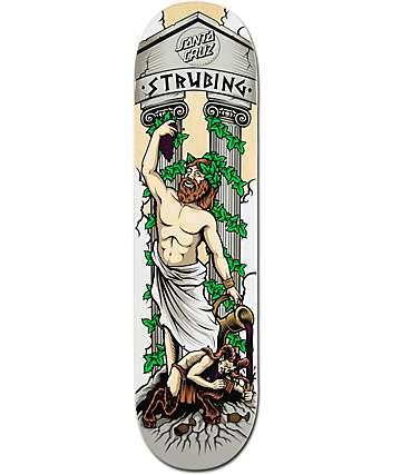 "Santa Cruz Strubing Dionysus 8.375""  Skateboard Deck"