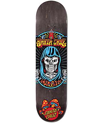 "Santa Cruz Trippin Team 8.125"" Skateboard Deck"