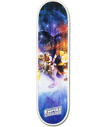 "Santa Cruz x Star Wars Empire Strikes Back 8.25"" Skateboard Deck"