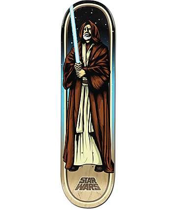 """Santa Cruz x Star Wars Obi-Wan Kenobi 8.26"""" Skateboard Deck"""