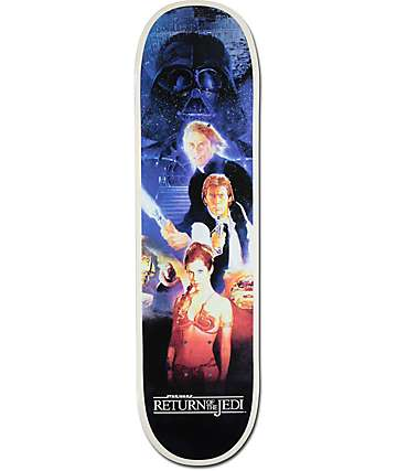 "Santa Cruz x Star Wars Return Of The Jedi 8.3"" Skateboard Deck"