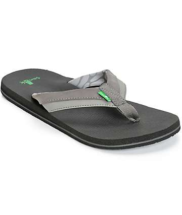 Sanuk Beer Cozy Slim Sandals