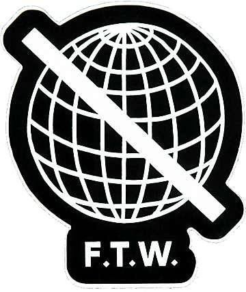 Sausage F.T.W. Sticker