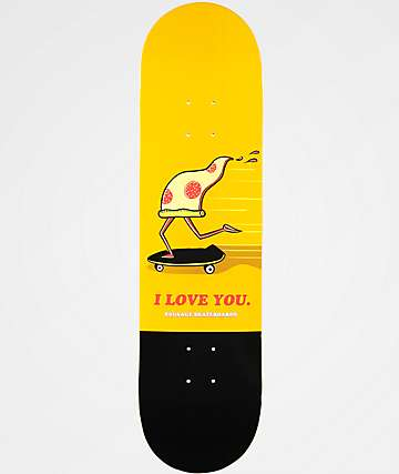 "Sausage Love Skateboarding 8.25"" Skateboard Deck"