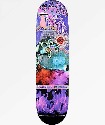 "Sausage Multi-Dimensional Bobby 8.375"" Skateboard Deck"