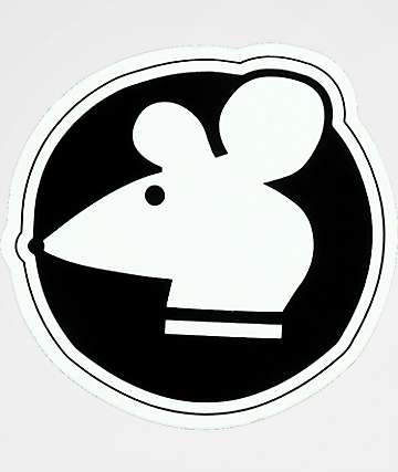Scum Rat Sticker
