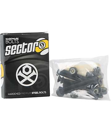 Sector 9 2 Inch Bolt Hardware