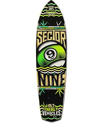 "Sector 9 A.E.V. 35.5"" Longboard Deck"