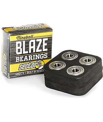Sector 9 Blaze Abec 5 Skateboard Bearings