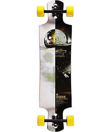 "Sector 9 Catapult 37.75"" Drop-Through Longboard Complete"