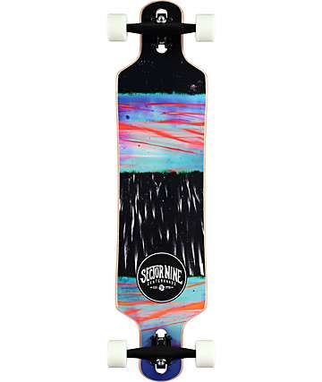 "Sector 9 Ether 38"" Drop Through Longboard Complete"