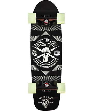 Sector 9 Firebolt Lumithane 30&quote; Cruiser Complete Skateboard