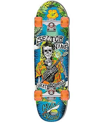 """Sector 9 Gavin Pro 8.6"""" Skateboard Complete"""