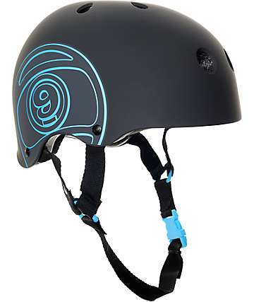 Sector 9 Logic III casco de skate en gris