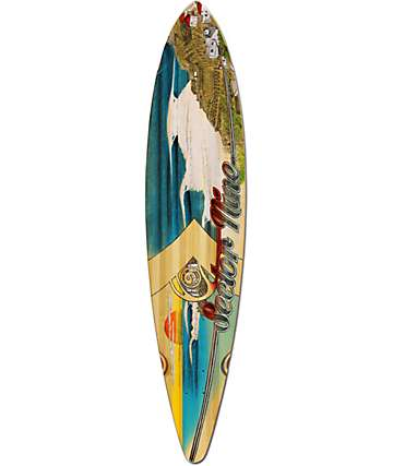 "Sector 9 Madeira 44"" Pintail Longboard Deck"
