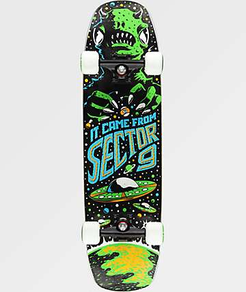 """Sector 9 Orbit Jepson 33"""" cruiser completo de skate"""