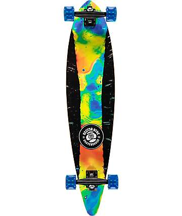 "Sector 9 Plasma 40"" Pintail Longboard Complete"