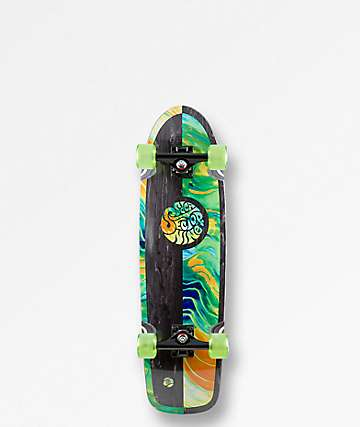 "Sector 9 Resin 8.6"" Cruiser Complete"
