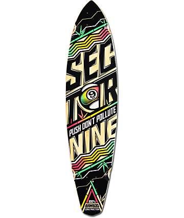 """Sector 9 Rhythm 38.3"""" Longboard Deck"""