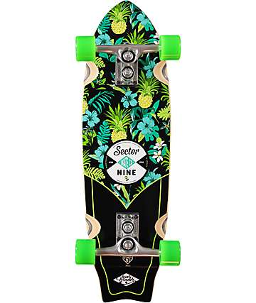 "Sector 9 Wavepark 30"" Cruiser Complete Skateboard"