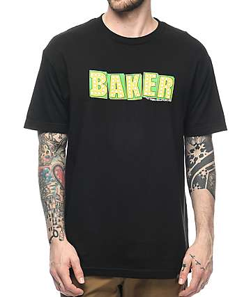 Shake Junt Bake Black T-Shirt