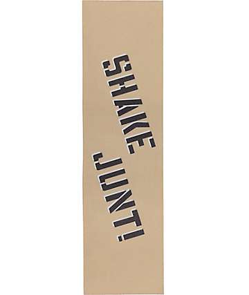 Shake Junt Stencil Clear Grip Tape