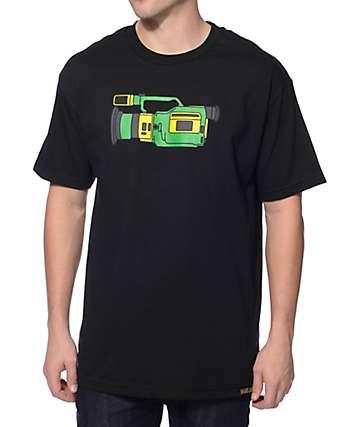 Shake Junt VX1000 Black T-Shirt