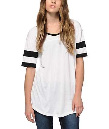 Sirens & Dolls White T-Shirt