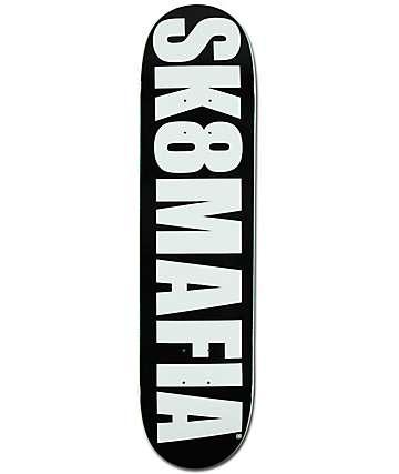 """Sk8 Mafia OG Logo 7.6"""" Skateboard Deck"""