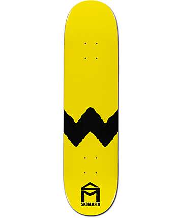 "Sk8Mafia Kremer The W 8.06"" Skateboard Deck"