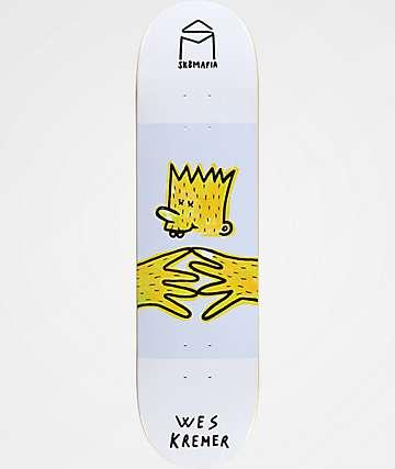 "Sk8Mafia x Lucas Beaufort Wes 8.25"" Skateboard Deck"