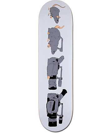 "Sk8rats VX1000 Evolution 8.0"" Skateboard Deck"