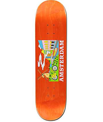 "Skate Mental Amsterdam 8.25"" Skateboard Deck"