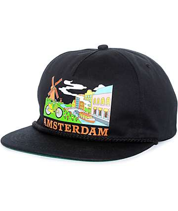 Skate Mental Amsterdam Tourist gorra snapback