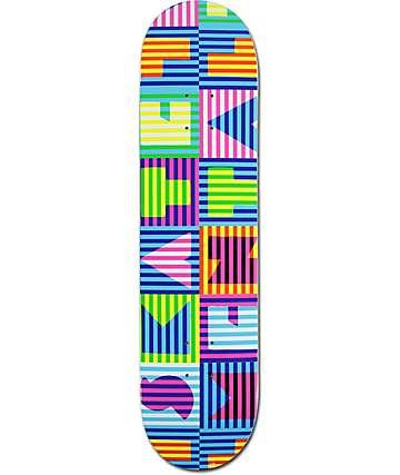 "Skate Mental Block Block 7.875""  Skateboard Deck"