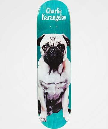 "Skate Mental Charlie Karangelov 8.25"" Skateboard Deck"