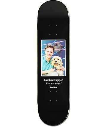 "Skate Mental Kleppan Sponge 8.0"" Skateboard Deck"