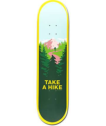 "Skate Mental Take A Hike 8.0"" Skateboard Deck"