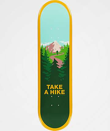 "Skate Mental Take A Hike 8.25"" Skateboard Deck"